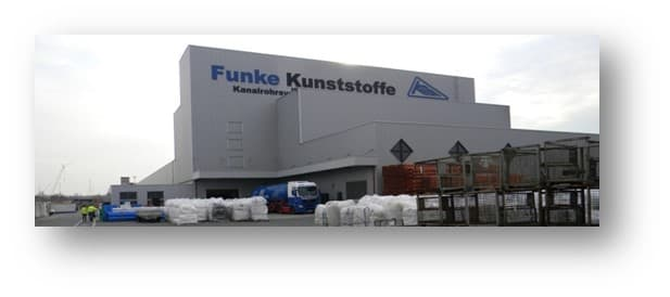 предприятие FUNKE KUNSTSTOFFE